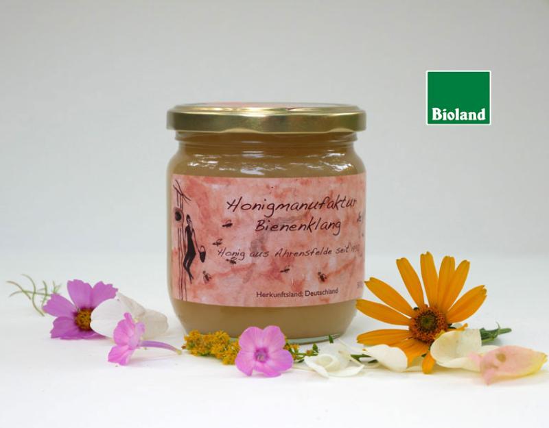 Frühlingsblütenhonig, 500g